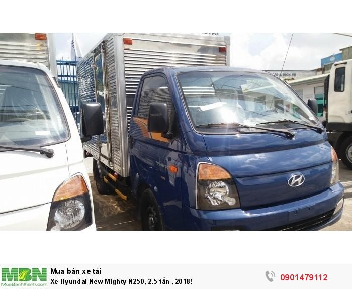 Đại Lý Phân Phối Xe Tải Xe Hyundai Porter H150, 1.5 tấn, euro 4, 2018!
