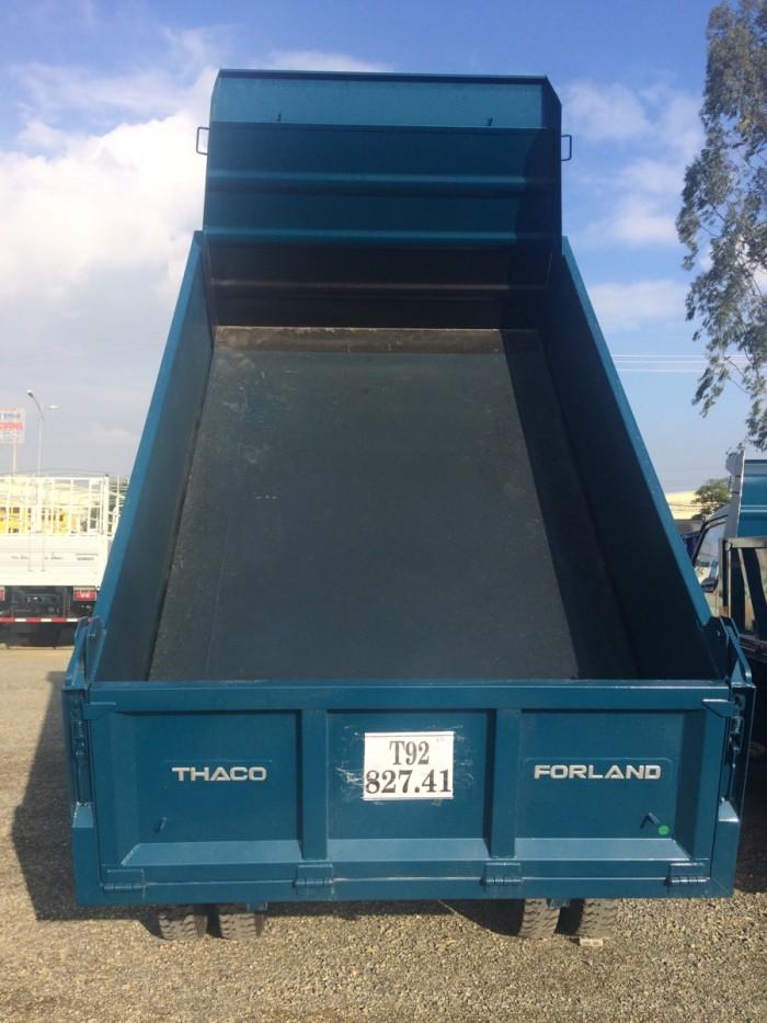 Ben 3.45 tấn Trường Hải phanh lốc kê trả góp 70%
