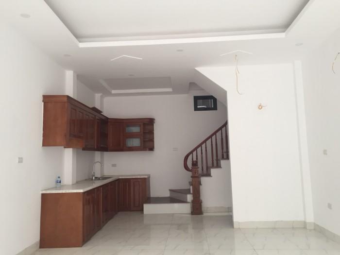 Bán nhà Quang Trung-Hà Đông, DT sổ đỏ 38m2-4tầng mới