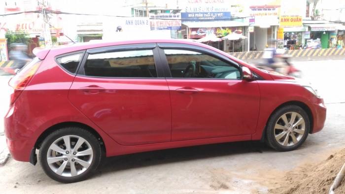 Hyundai Accent sản xuất năm 2014 Số tự động