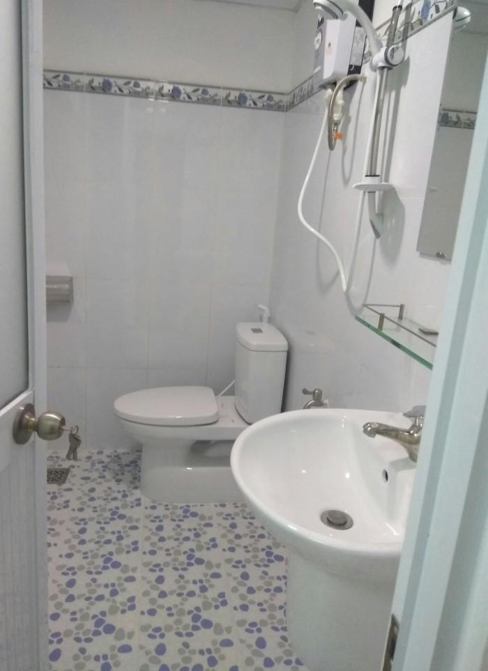 Cho thuê căn hộ mini cao cấp full nội thất đường Nguyễn Hữu Cảnh