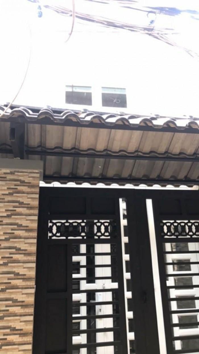 Bán nhà Nơ Trang Long P13 Q Bình Thạnh