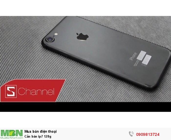 Cần bán ip7 128g3
