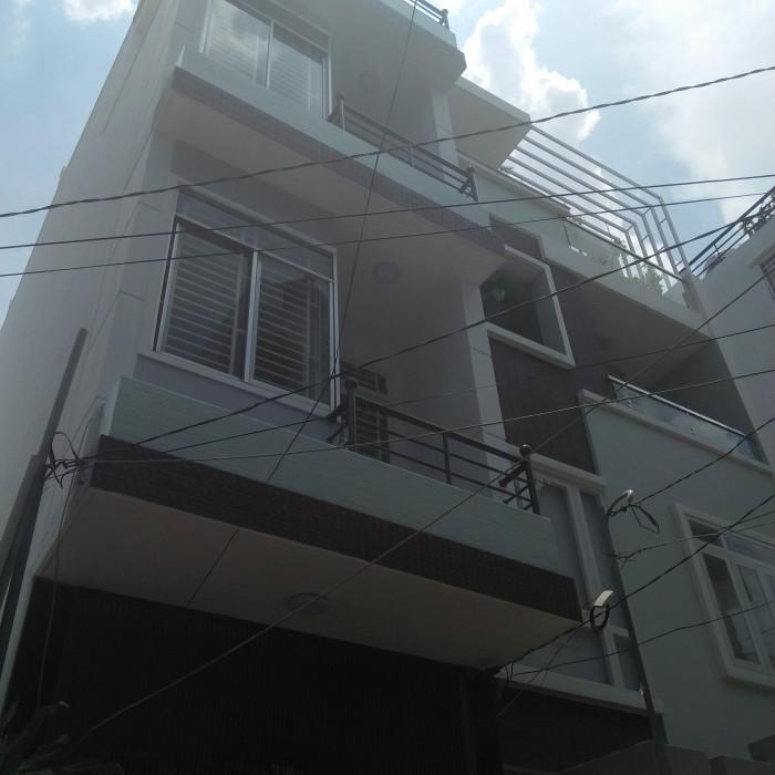 Bán nhà đẹp HXH 7B đường Thành Thái Q10