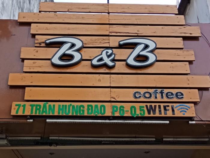 Bán nhà mặt tiền 2 chiều đường Nguyễn Trãi khu TTQ5