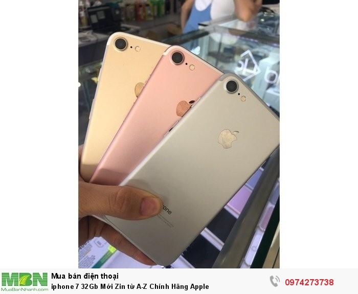 Iphone 7 32Gb Mới Zin từ A-Z Chính Hãng Apple0