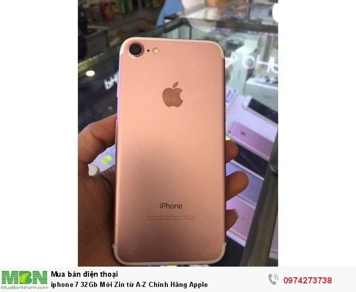 Iphone 7 32Gb Mới Zin từ A-Z Chính Hãng Apple2