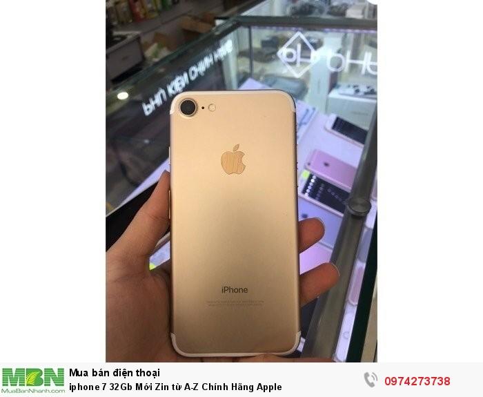 Iphone 7 32Gb Mới Zin từ A-Z Chính Hãng Apple4