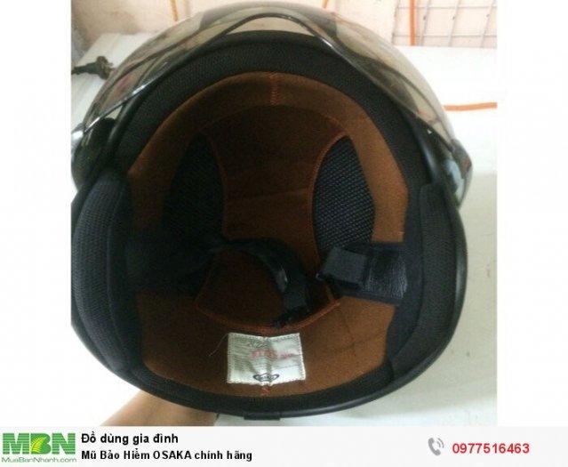 Mũ Bảo Hiểm OSAKA chính hãng 1