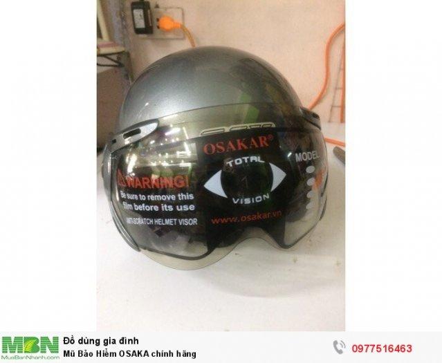 Mũ Bảo Hiểm OSAKA chính hãng 2
