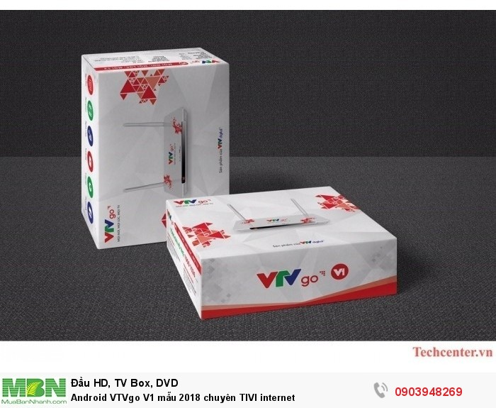 VTVgo V1 -Bảo hành 12 tháng, giao hàng tận nơi miễn phí