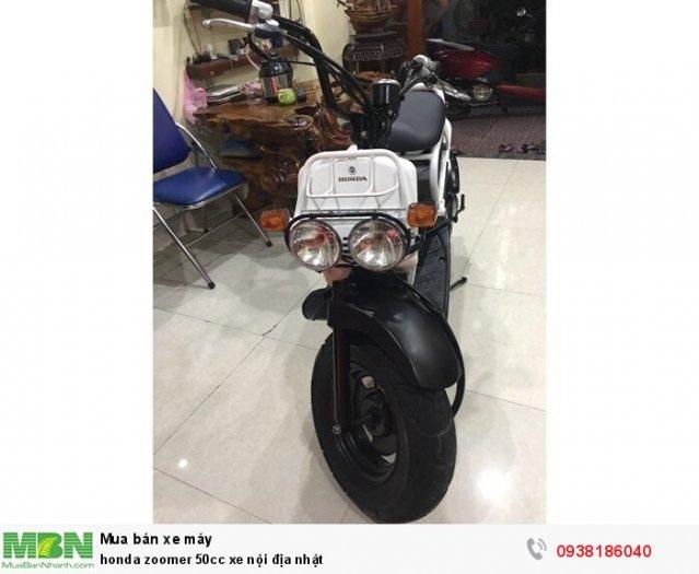Honda zoomer 50cc xe nội địa nhật