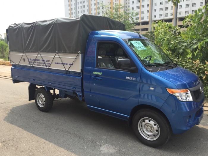 Xe tải kenbo 990kg xe nhập khẩu giá cạnh tranh hỗ trợ tra góp