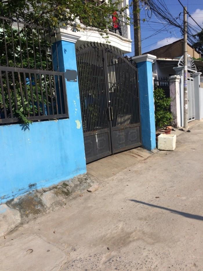 Bán nhà c4 đường Trương Văn Hải ,tnpb.