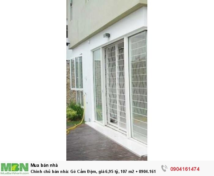 Chính chủ bán nhà: Gò Cẩm Đệm, giá 6,95 tỷ, 107 m2