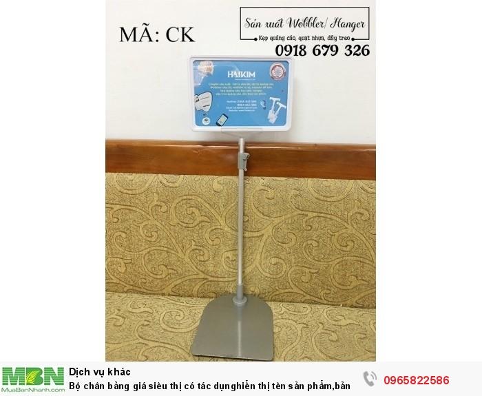 Bộ chân bảng giá siêu thị có tác dụnghiển thị tên sản phẩm,bảng giá sản phẩm rất hiệu quả8