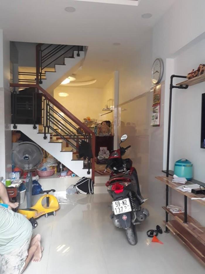 Nhà Giá Rẻ Bình Thạnh ở Ngay, 3.1x12m, 2 Tầng