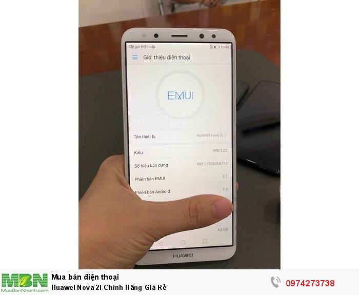Huawei Nova 2i Chính Hãng Giá Rẻ4