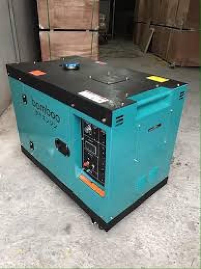 Địa chỉ bán máy phát điện Bamboo 9800EAT có tủ ATS công suất 7,5kW giá tốt nhất thị trường.