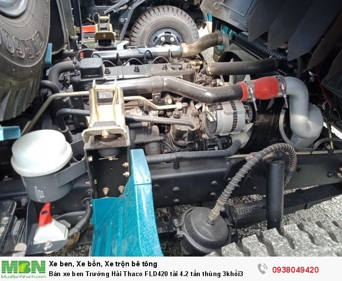 Bán xe ben Trường Hải Thaco FLD420 tải 4.2 tấn thùng 3khối3 12