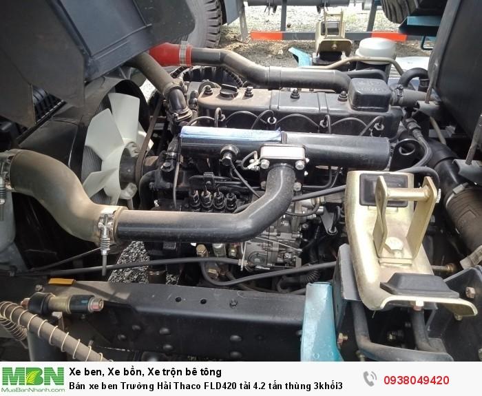 Bán xe ben Trường Hải Thaco FLD420 tải 4.2 tấn thùng 3khối3 11
