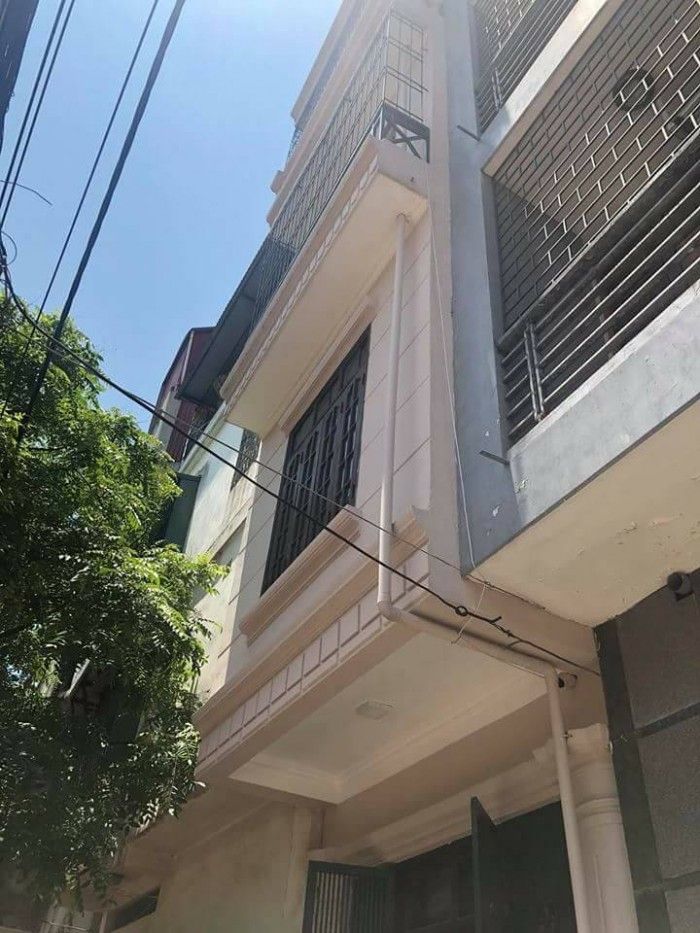 Bán nhà Nguyễn Khang, Cầu Giấy, 26m2, 4 tầng ô tô đỗ cửa