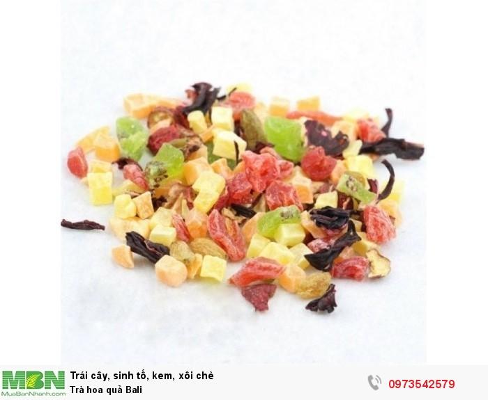 Trà hoa quả Bali 1kg