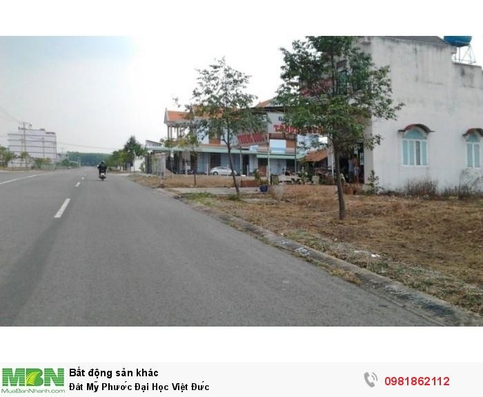 Đất Mỹ Phước Đại Học Việt Đức