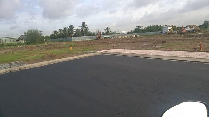 Bán đất trung tâm Quận 9, gần vòng xoay Phú Hữu, duy nhất 3 lô giá 850tr