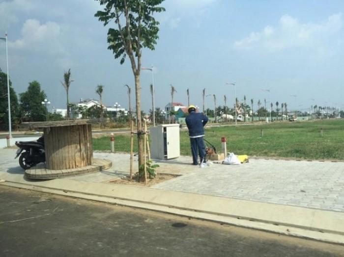 Bán đất gần khu Công nghiệp cho người thu nhập thấp 263 triệu/101m2 Bình Chánh