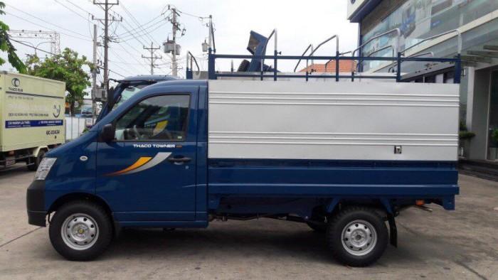 Bán xe Towner 990 tải trọng 990kg xe mới 100% , hỗ trợ trả góp, bảo hành toàn quốc.
