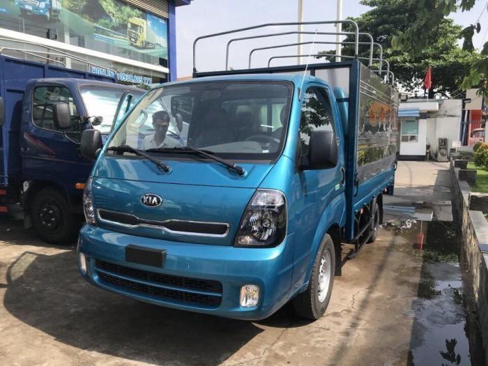 Bán xe K200 tải trọng 1.9T ,động cơ EURO4 máy điện, hỗ trợ trả góp, bảo hành toàn quốc .