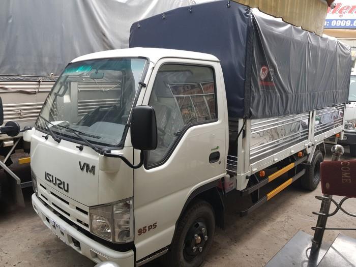 Isuzu Khác sản xuất năm 2017 Số tay (số sàn) Xe tải động cơ Dầu diesel
