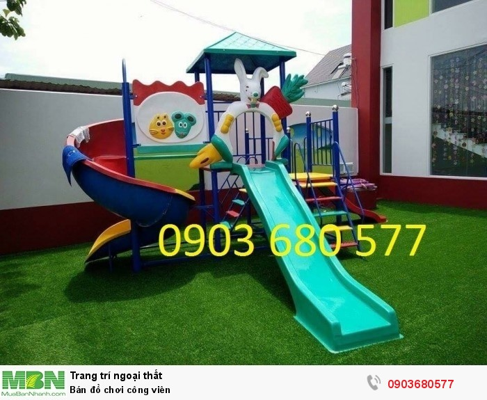 Bán đồ chơi công viên3