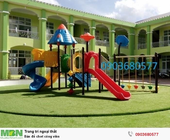 Bán đồ chơi công viên4