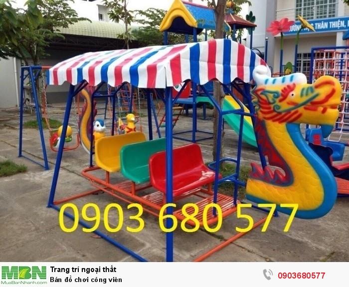 Bán đồ chơi công viên5