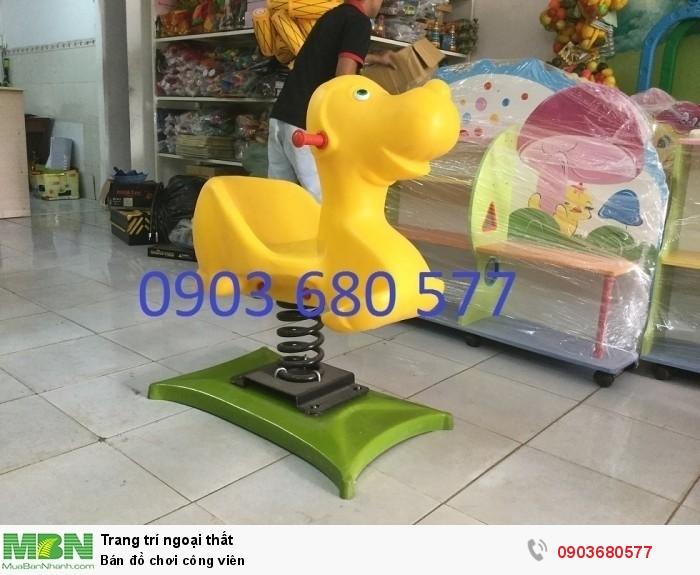 Bán đồ chơi công viên7