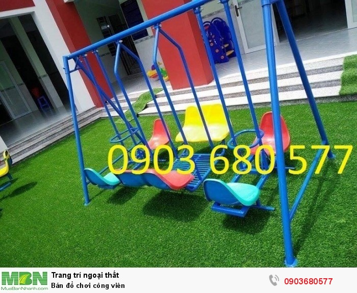 Bán đồ chơi công viên9