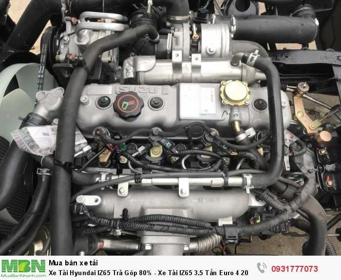 Xe Tải Hyundai IZ65 3.5 Tấn - Hỗ trợ vay đến 80% - 0931777073