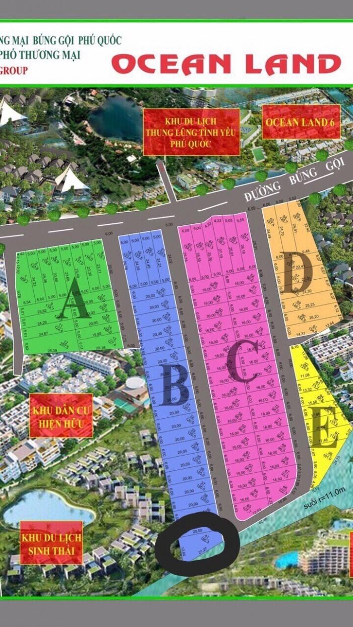 Chính chủ cần bán gấp 28 lô đất dự án Ocean Land, SHR, giá đầu tư