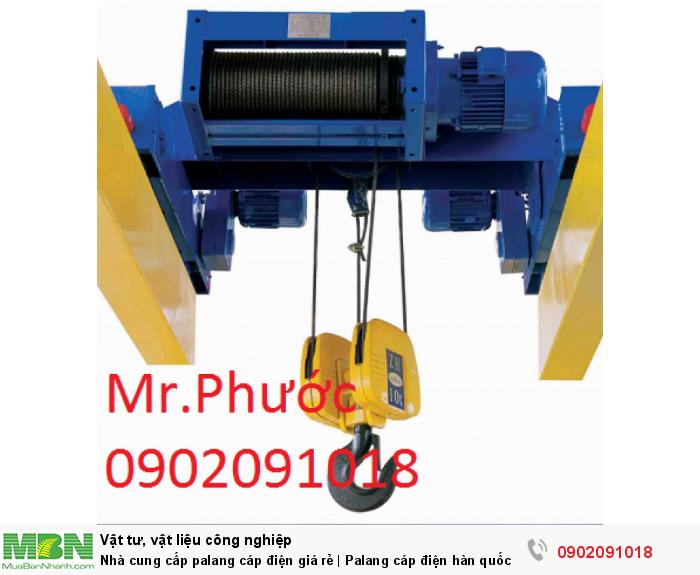 Nhà cung cấp palang cáp điện giá rẻ | Pa0