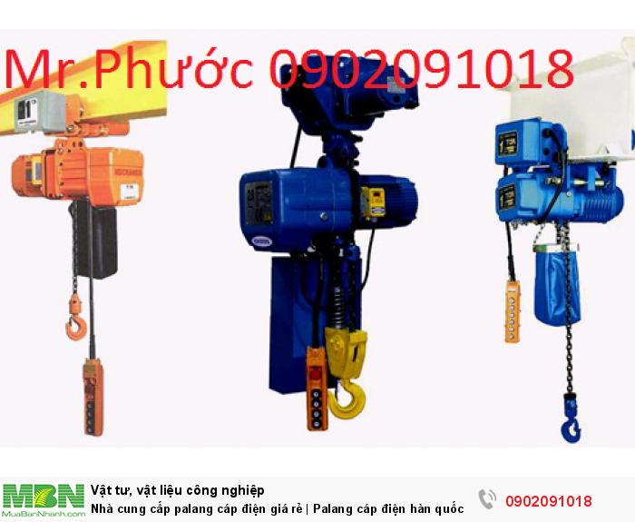 Nhà cung cấp palang cáp điện giá rẻ | Pa2