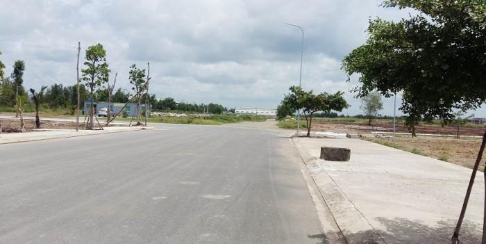 Đất thổ cư mặt tiền Nguyễn Duy Trinh giá 500tr