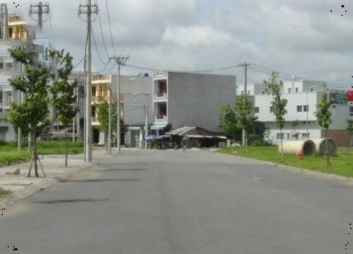 5 lô đất gần chợ Long Trường, Quận 9. Xây tự do, thuận lời đầu tư.