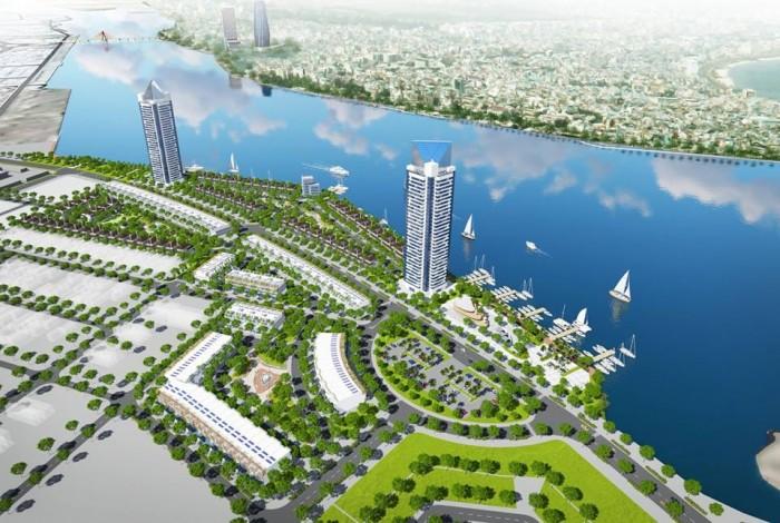 Mở bán block đất Sun River City sát vách KĐT Đất Quảng Riverside