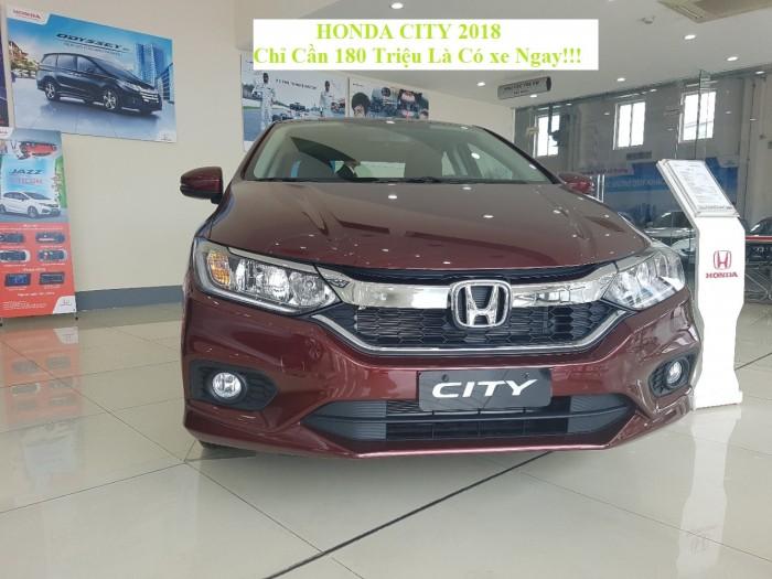 Honda City  2018 4