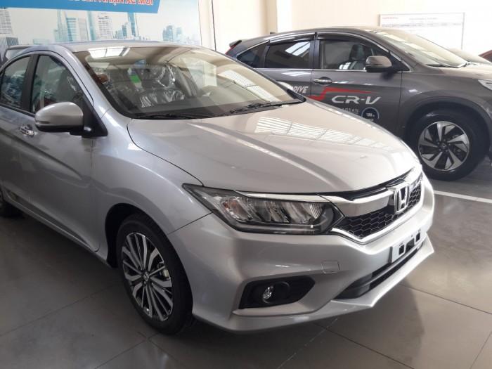 Honda City  2018 3