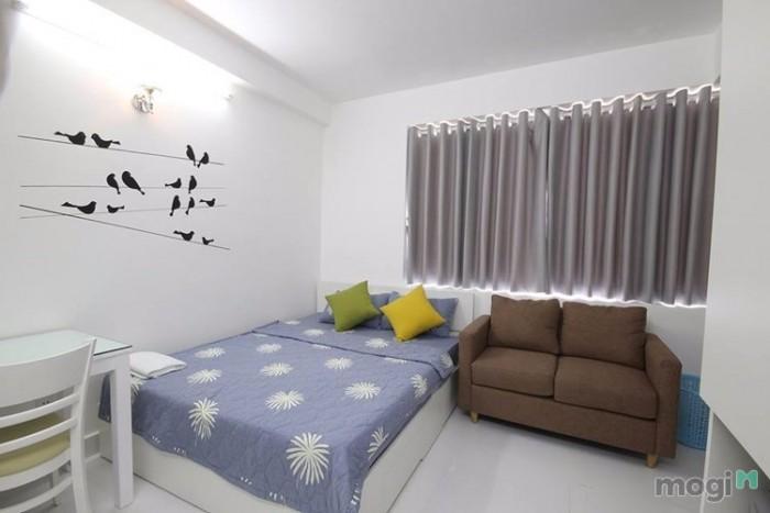 Chính chủ cho thuê căn hộ mini quận Tân Bình, full nội thất.