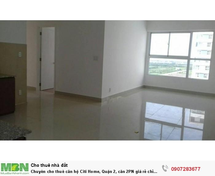 Chuyên cho thuê căn hộ Citi Home, Quận 2, căn 2PN giá rẻ