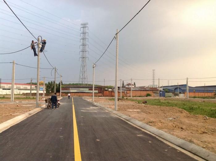 Bán đất KDC An Phú